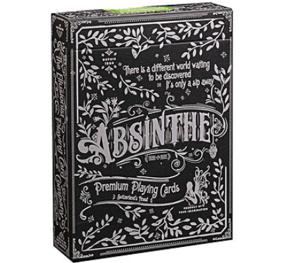 Карты Ellusionist Absinthe