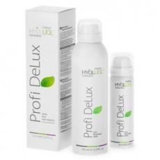 Hyalual Profi Delux: Спрей для лица на основе гиалуроновой и янтарной кислоты (Post Procedure Spray), 50мл/150мл