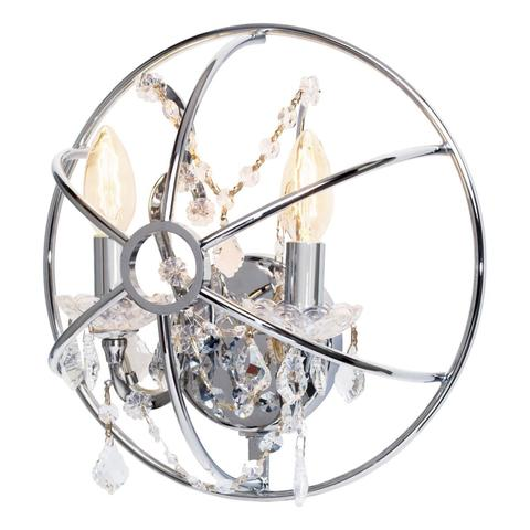Бра Loft it Foucaults orb crystal LOFT1896W