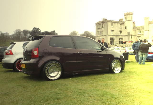 Койловеры VW POLO 9N 9N3 Седан
