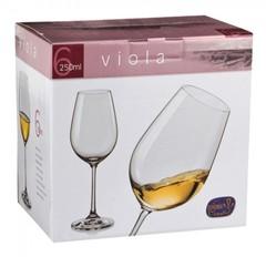 Набор бокалов для вина «Виола», 250мл, фото 12