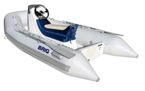 Надувная РИБ-лодка BRIG F300S