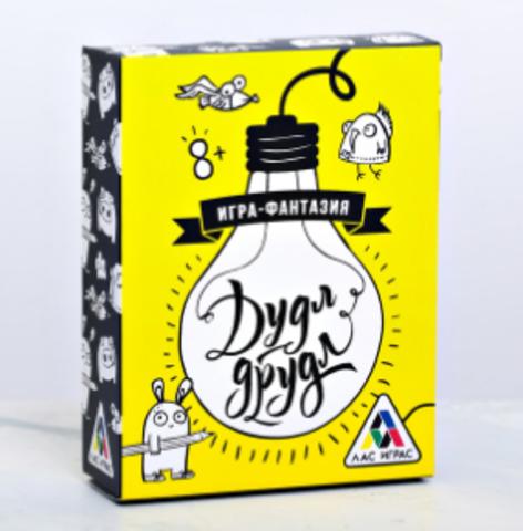 063-4030 Настольная семейная игра «Дудл-Друдл»