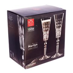 Набор фужеров для шампанского RCR Marilyn 170 мл, 6 шт, фото 2