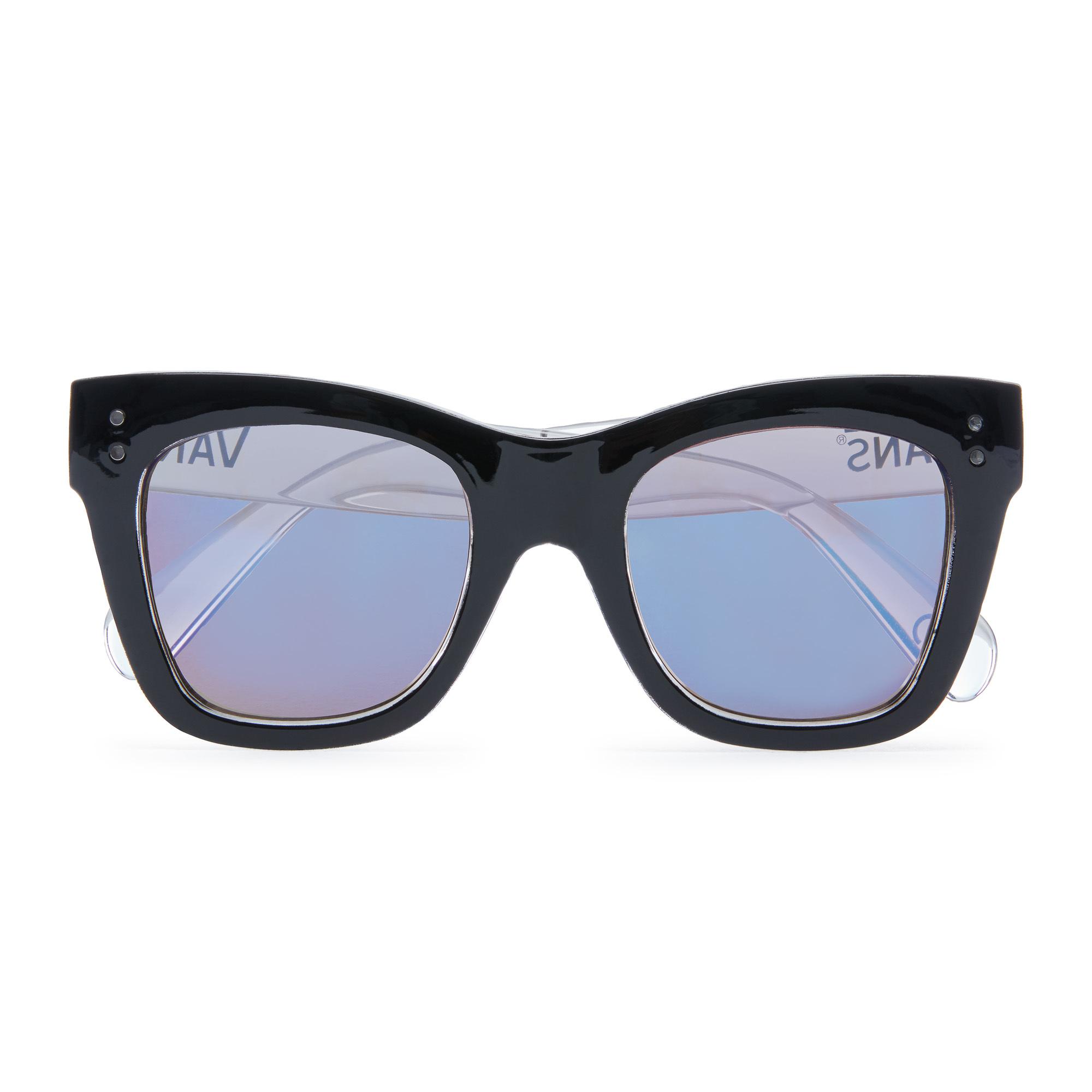 Очки VANS WM SUNNY DAZY SUNGLA Black-Clear