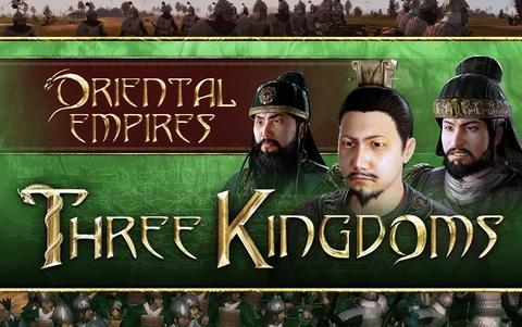 ORIENTAL EMPIRES: THREE KINGDOMS (для ПК, цифровой ключ)