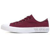 Кеды Converse All Stars II Low Cherry White