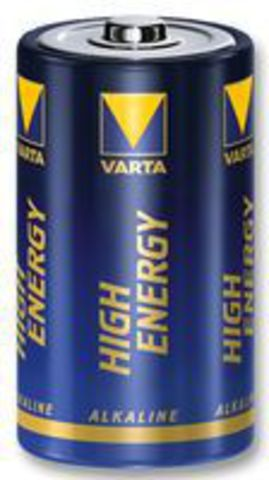 Батарейка VARTA (Power One) LR20 Alkaline Battery/16500mAh 1,5V (shrink)