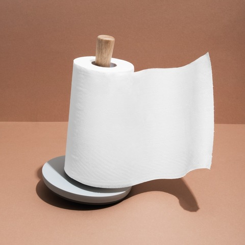 Держатель для бумажного полотенца 17*17*28,5см Leo