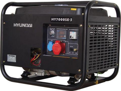 Кожух для бензинового генератора HYUNDAI HY 7000SE-3