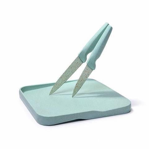 2679 FISSMAN Gobi Набор ножей 3 пр. с разделочной доской,  купить