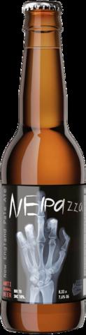NeIPAzza / НеИПАцца (светлое нефильтрованное непастеризованное неосветленное)