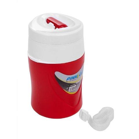 Изотермический контейнер для жидкости Pinnacle Platino 1 л TPX-2072-1-R