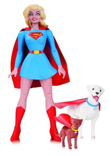 ДС комикс Дарвин Кук фигурка Супергерл — DC Comics Darwyn Cooke Supergirl
