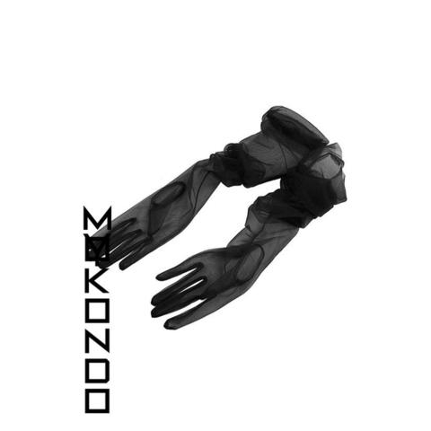 MyMokondo Перчатки из сетки свободные