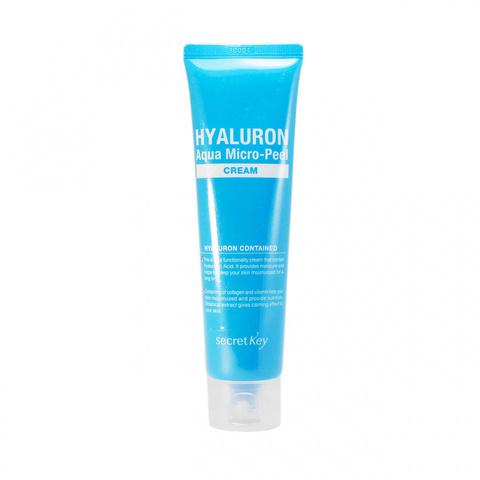 Secret Key Крем для лица с гиалуроновой кислотой Hyaluron Aqua Soft Cream 70 мл.