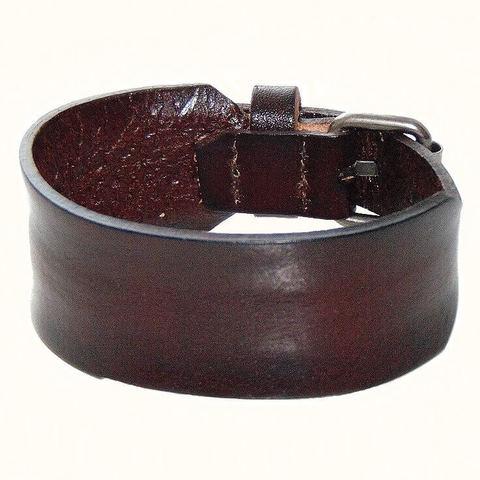 мужской кожаный браслет ремешок