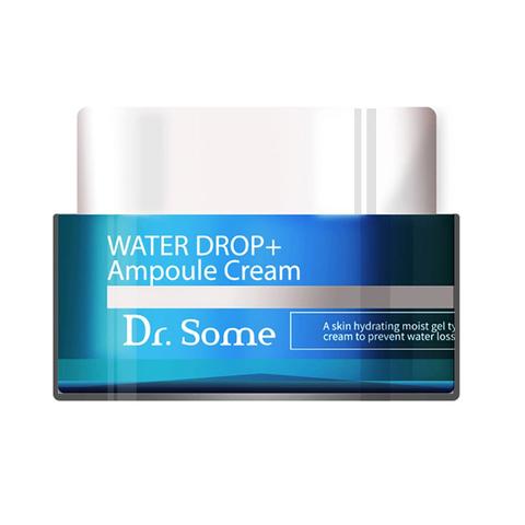 Med:B Dr.Some WATER DROP Ampoule Cr. Гиалуроновый ампульный крем для увлажнения и питания кожи лица 50 мл