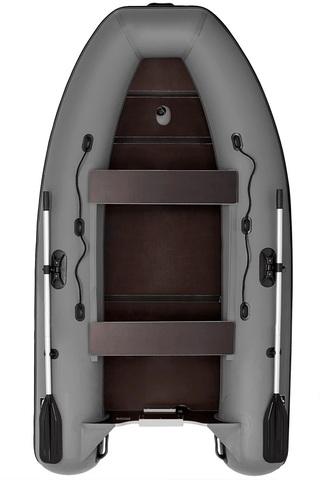 Лодка ПВХ Фрегат 310 С, серая