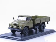 ZIL-130-76 board late khaki 1:43 Start Scale Models (SSM)