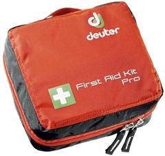 Аптечка туристическая Deuter First Aid Kit Pro (без наполнения) 9002 papaya