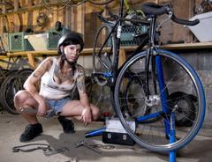 Мойка велосипеда 3
