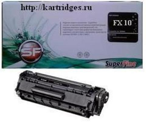 Картридж SuperFine SF-FX10