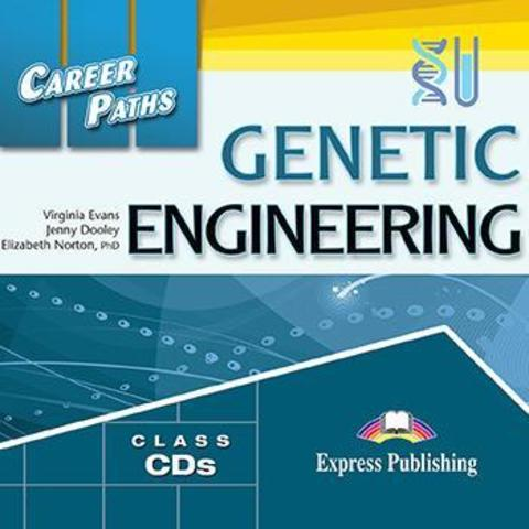 GENETIC ENGINEERING Audio CDs