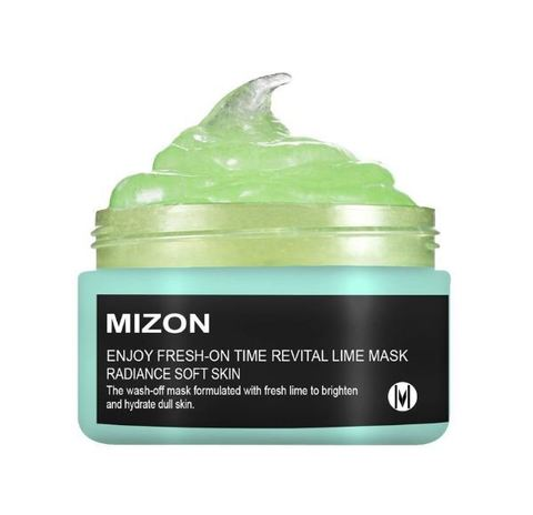 Enjoy Fresh-On Time Revital Lime Mask