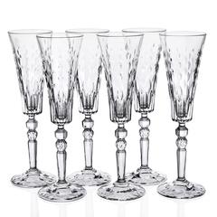 Набор фужеров для шампанского RCR Marilyn 170 мл, 6 шт, фото 1