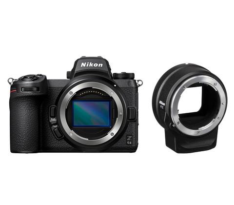 Фотоаппарат Nikon Z6II Body + переходник FTZ
