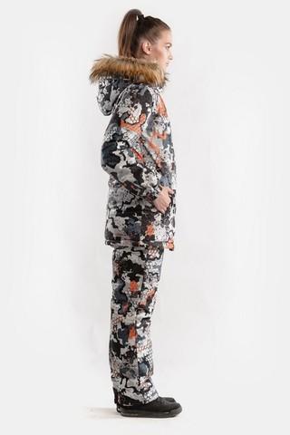 Женский зимний костюм Кайра (Мембранная ткань)