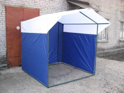 Палатка торговая Митек Домик 2,5х2,0 (труба D - 25 мм)