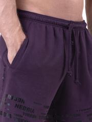 Мужские шорты Nebbia 151 burgundy