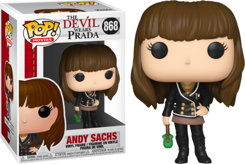 Фигурка Funko Pop! Movies: The Devil Wears Prada - Andy Sachs
