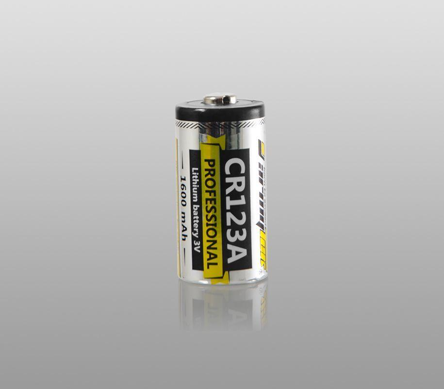 Батарейка Armytek CR123A 1600 mAh - фото 2