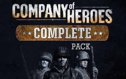 Company of Heroes - Complete Pack (для ПК, цифровой ключ)