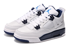 Air Jordan 4 Retro GS 'Columbia'