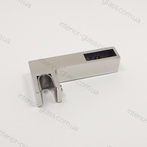 Соединитель труба-стекло ST-308 PSS нерж. сталь