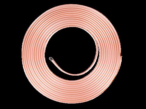 Труба медная - Ballu Olympic 9,52х0,65х15000 (3/8), бухта