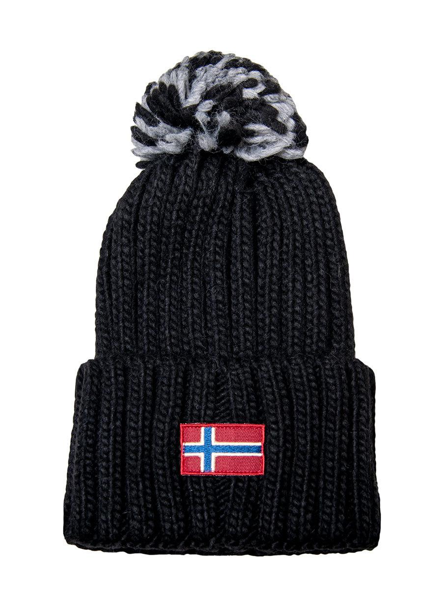 Napapijri шапка Semiury Wom 1 черный - Фото 1