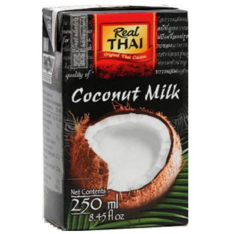 Кокосовое молоко Real Thai, 250 мл