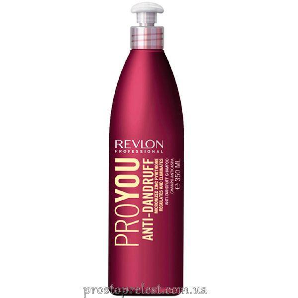 Revlon Professional Pro You Anti-Dandruff Shampoo - Шампунь проти лупи