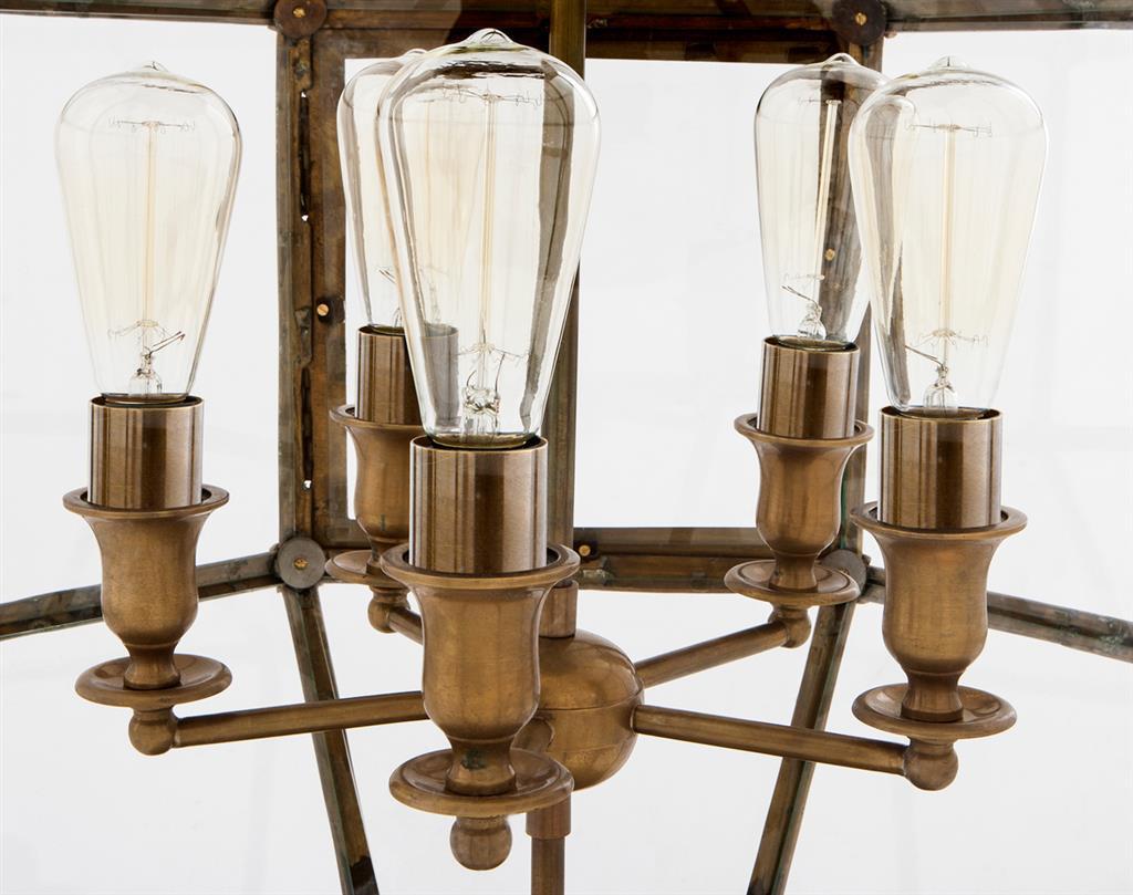 Подвесной светильник Eichholtz 109203 Owen (размер L)