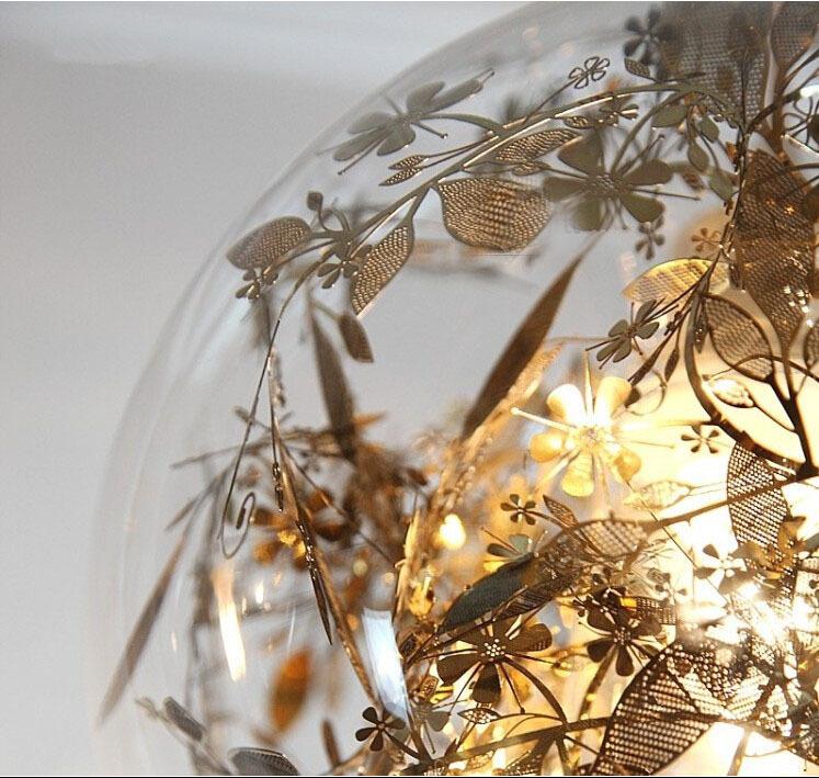 Подвесной светильник Tangle Globe by Artecnica (черный)
