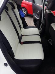 Чехлы на Nissan Juke 2010–2019 г.в.