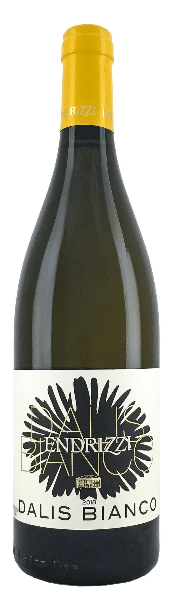 Вино Далис Бианко виноград.белых доломит. альп сухое белое з.г.у.рег.Трентино Италия кат.IGP 0,75 л.