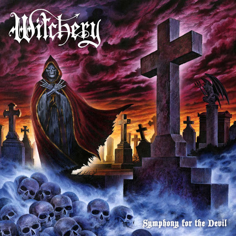 Witchery / Symphony For The Devil (Limited Edition)(CD)