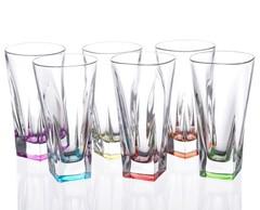 Набор стаканов для воды RCR Fusion 380 мл, 6 шт, фото 3