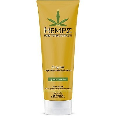 Hempz - Средства для душа: Гель для душа Оригинальный (Original Body Wash), 250мл